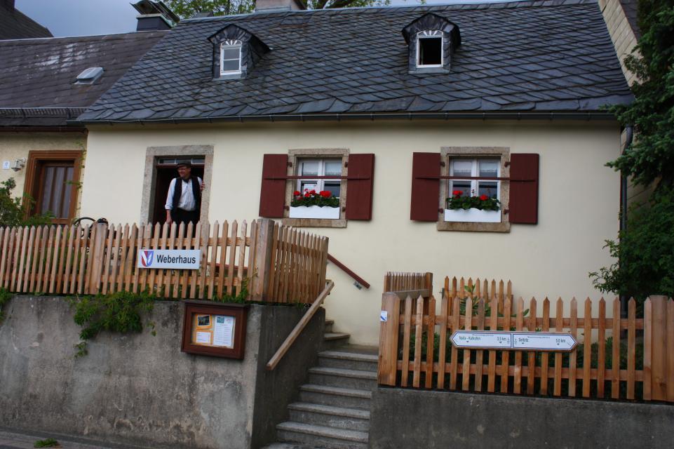 Weberhaus Marlesreuth