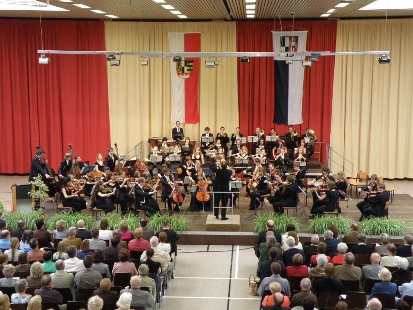 Osterkonzert mit dem Jugend-Symphonie-Orchester - ABGESAGT!!!