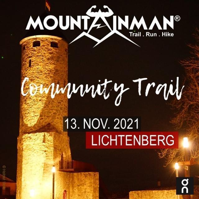 MOUNTAINMAN Lichtertrail in Lichtenberg