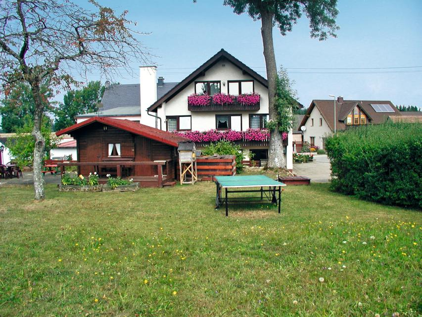 Berggasthof-Pension Frankenhöhe