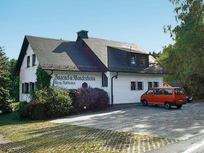 Jugend- und Wanderheim Berg/Rothleiten