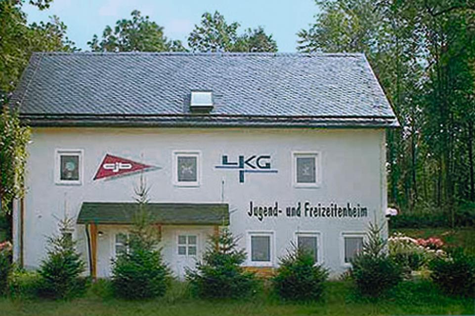 Jugend- und Freizeitheim Reitzenstein