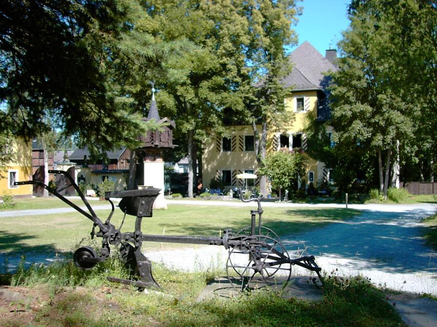 Fahrradverleih Schloss Issigau