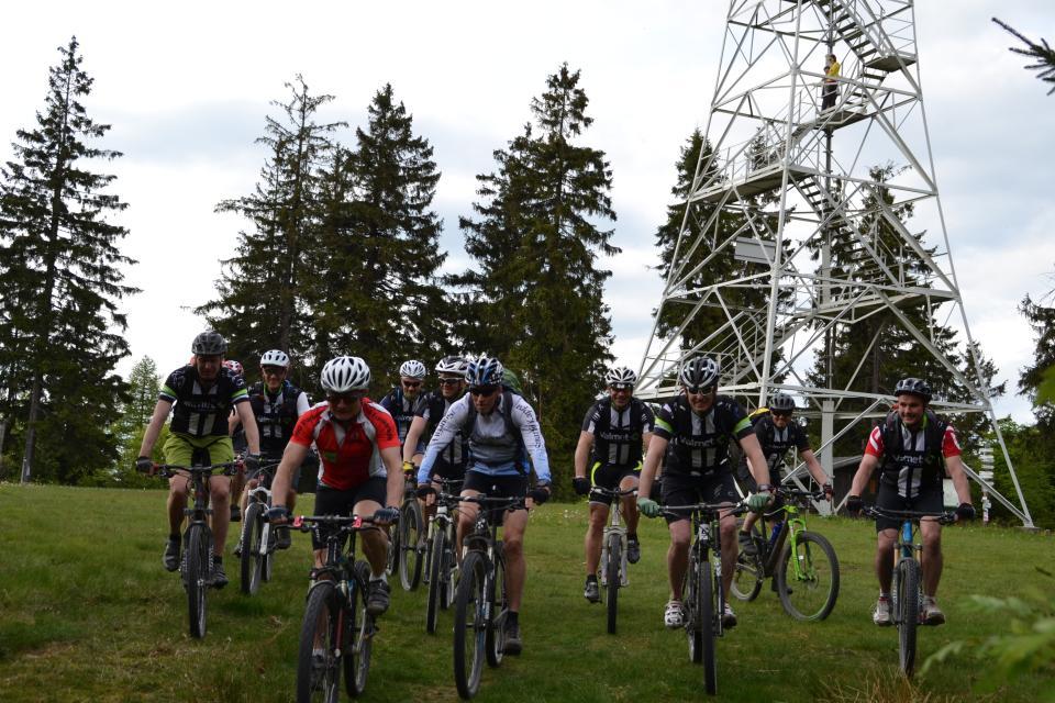 Geführte Mountainbike- und Radtouren