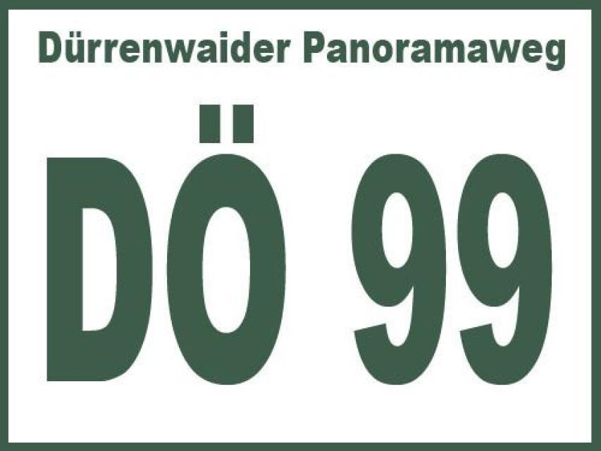 Dürrenwaider Panoramaweg DÖ 99