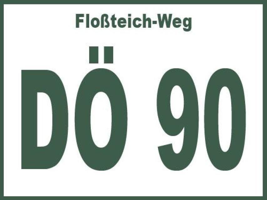 Floßteich-Weg DÖ 90