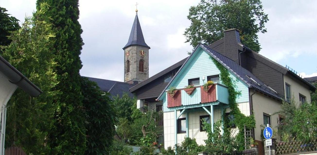 Stadt Schwarzenbach amWald -