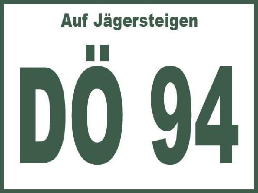 Auf Jägersteigen DÖ 94