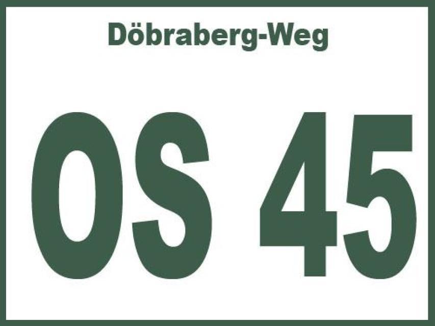 Döbraberg-Weg OS 45
