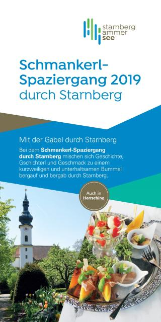 Schmankerl-Spaziergang durch Starnberg