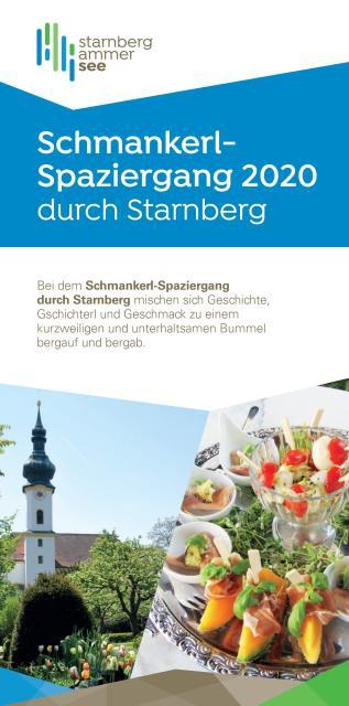 Schmankerl-Spaziergang durch Starnberg - ABGESAGT
