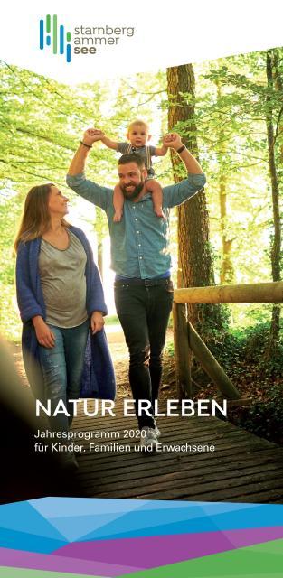 Natur erleben - European BirdWatch 2020 Ammersee-Südende