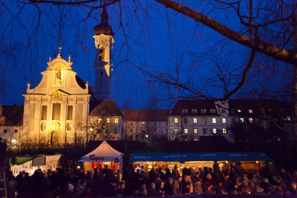 Starnberg Weihnachtsmarkt.Themen Golfregion Starnbergammersee