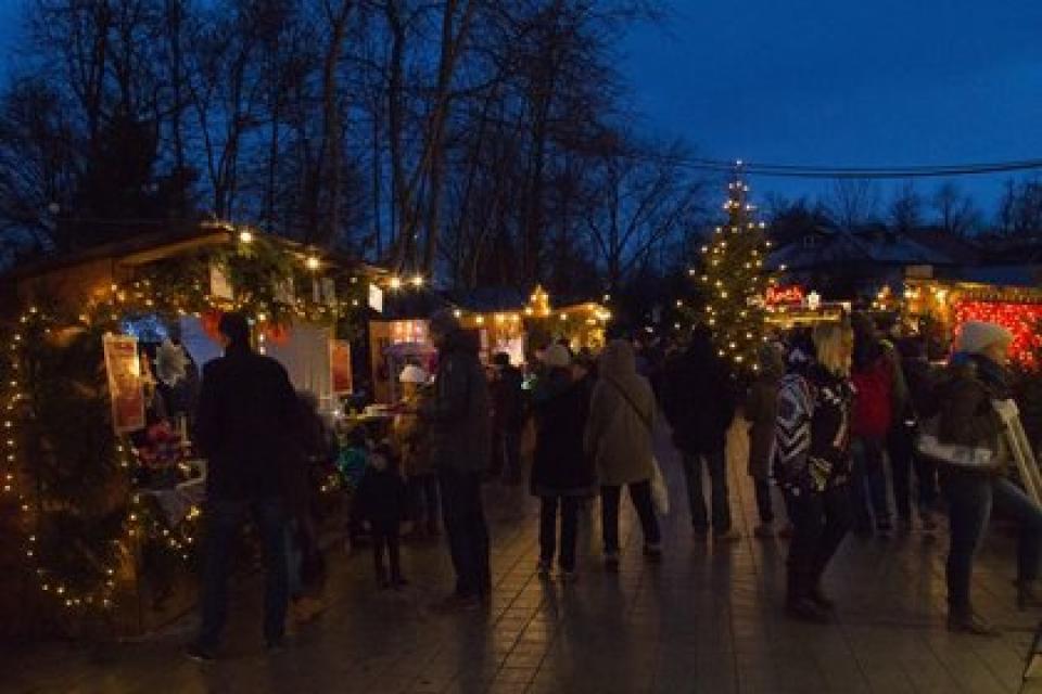 Weihnachtsmarkt Herrsching