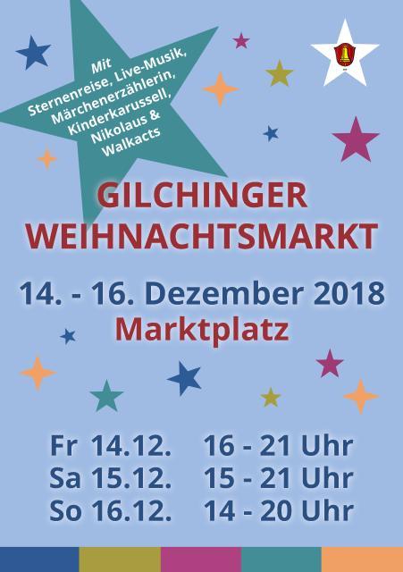 Gilchinger Weihnachtsmarkt