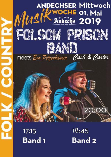 Andechser Musikwoche - Folk Country