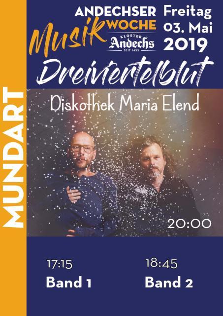 Andechser Musikwoche - Mundart