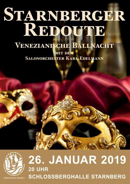 13. Starnberger Redoute - venezianische Ballnacht