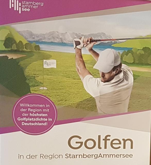 Golfmesse Zürich im Rahmen der FESPO Zürich