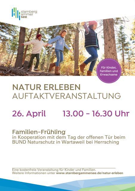 Natur erleben Auftaktveranstaltung 2019 - © gwt Starnberg GmbH