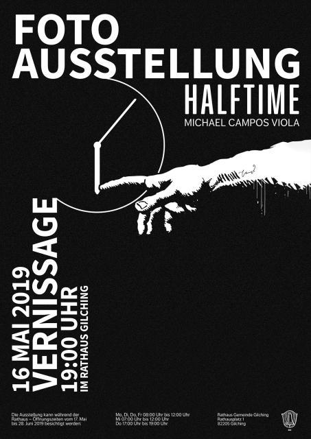 """Foto-Ausstellung """"Halftime"""""""