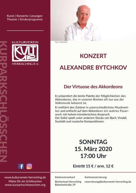 Alexandre Bytchkov