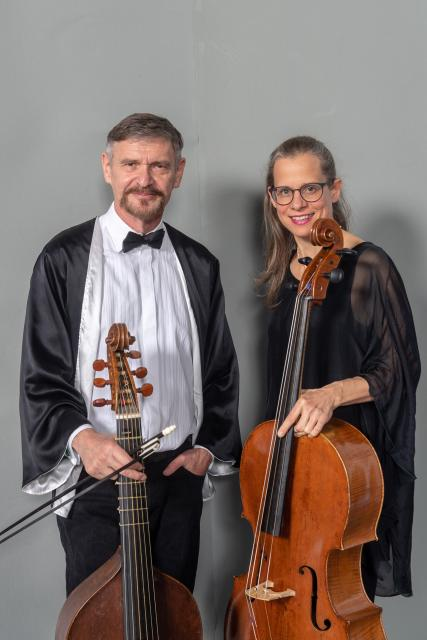 Cellokonzert Kuhn - Barockcello und Gambe
