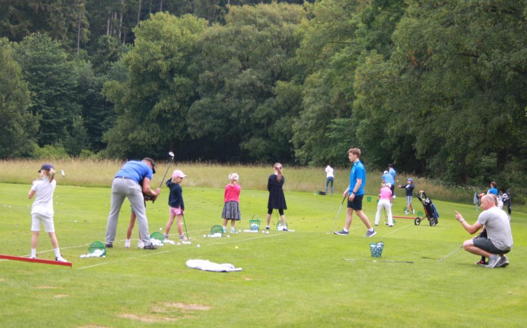 Family Day im Golfclub Hohenpähl