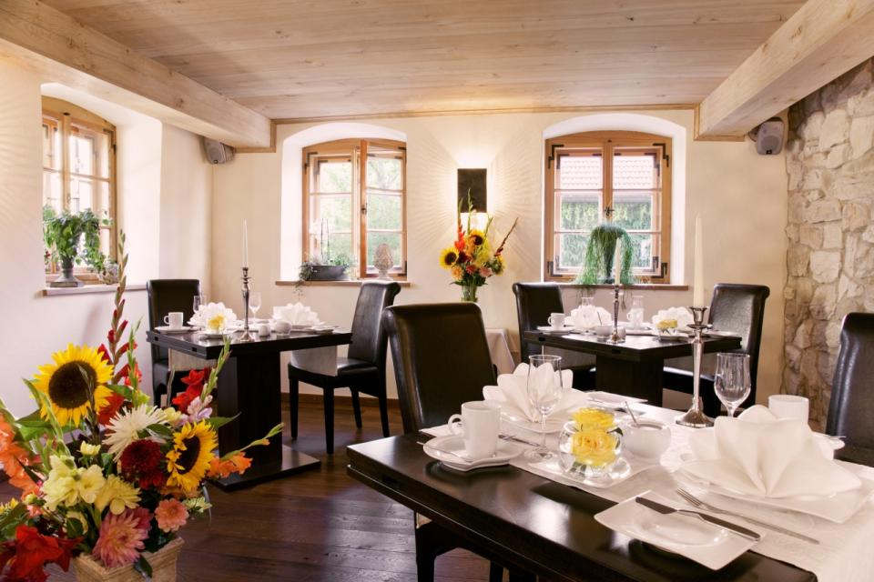 Restaurant - © Chalet am Kiental