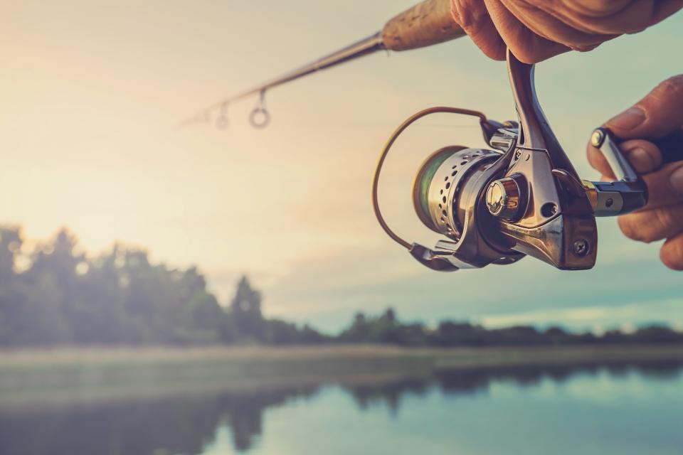 Angler-Fachgeschäft
