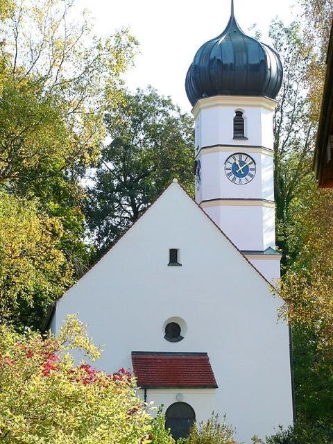 Picasa 2.6 - Gemeinde Krailling