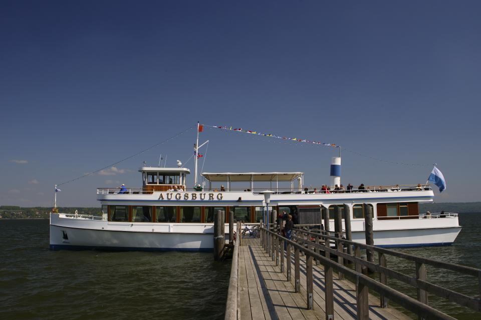 - Bayerischen Seenschifffahrt GmbH