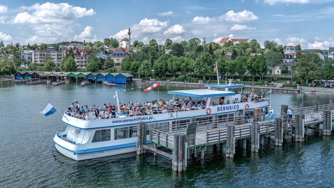 Thomas Marufke - Bayerischen Seenschifffahrt GmbH