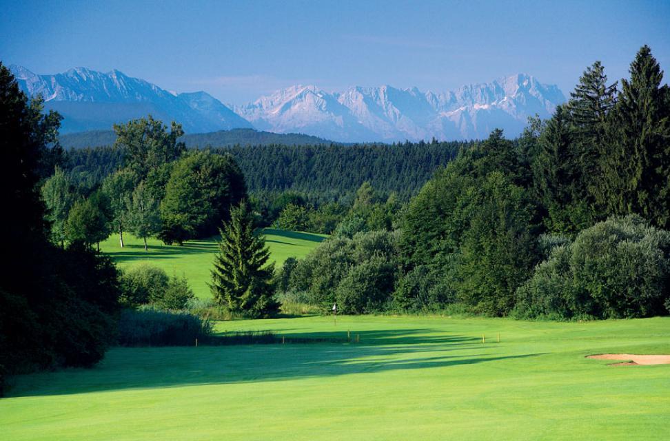 Golfplatz Iffeldorf
