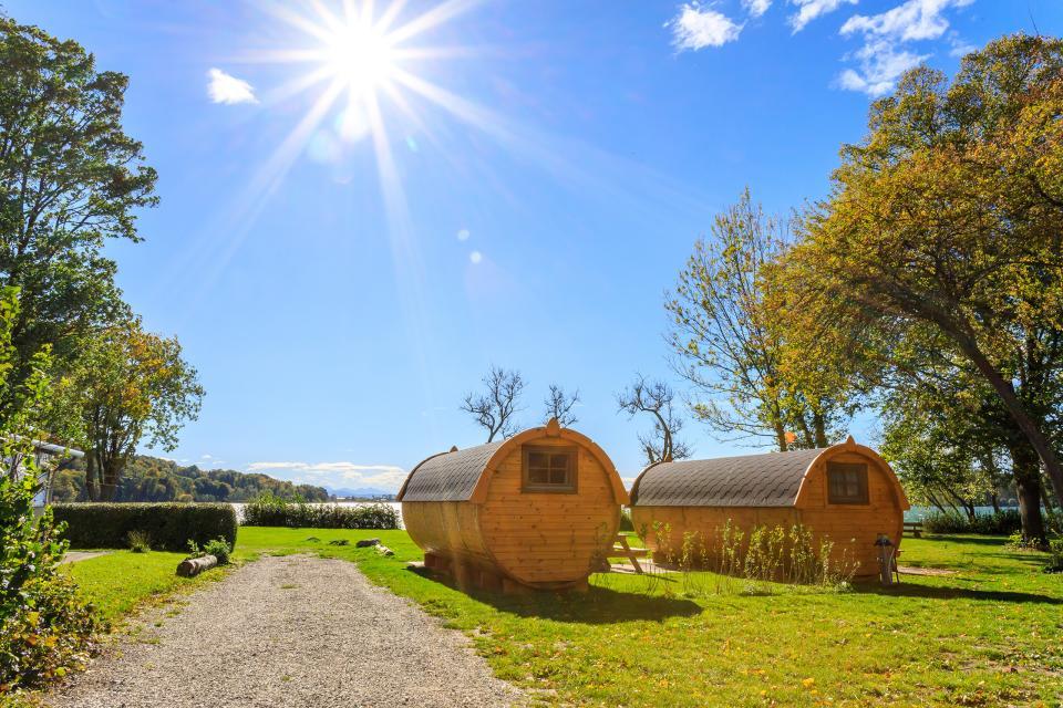 - Campingplatz Pilsensee