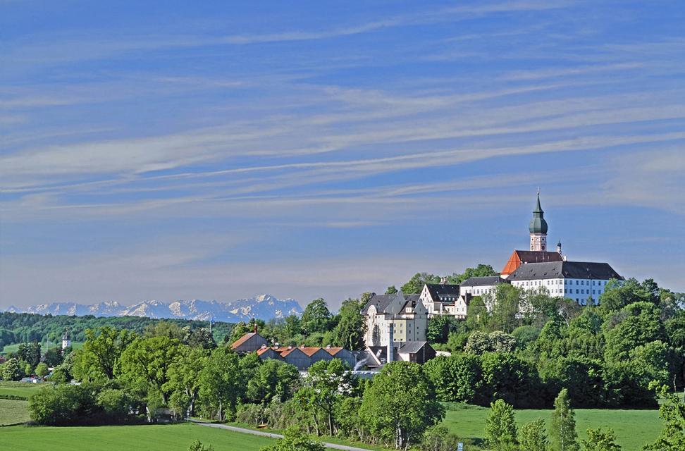Hans-Joachim Arndt - Kloster Andechs
