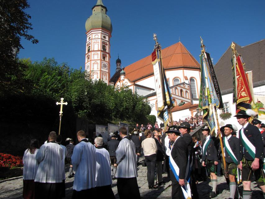 - Kloster Andechs