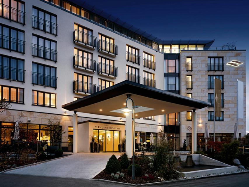 Hotel Vier Jahreszeiten Starnberg****S