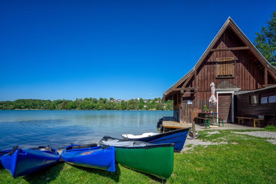 Die drei kleinen Seen