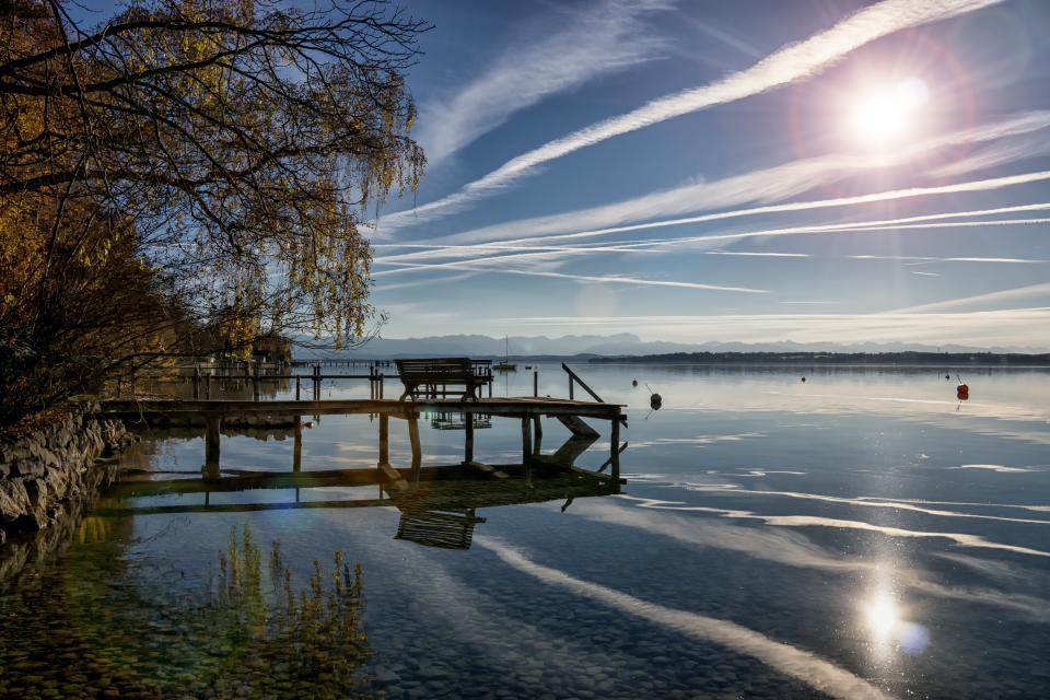 Vom Starnberger See zum Ammersee