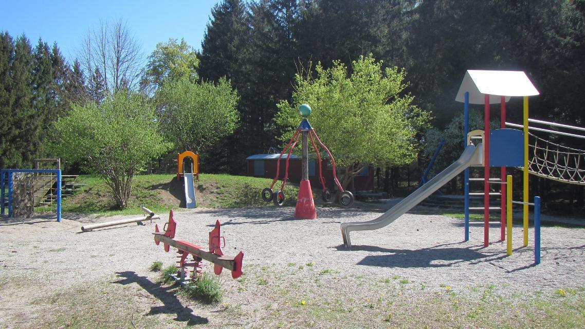 Spielplatz in der Seewiesstraße