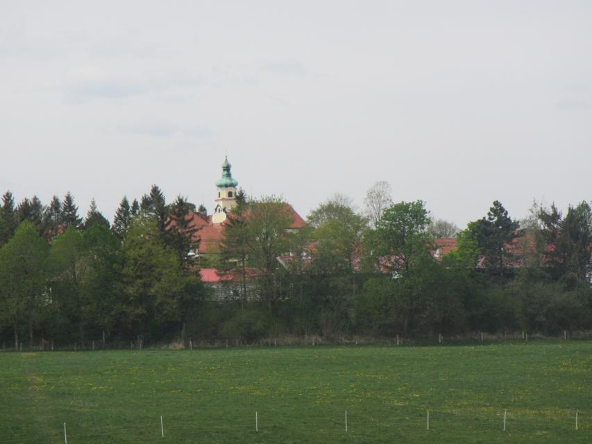 Blick auf Rothenfeld