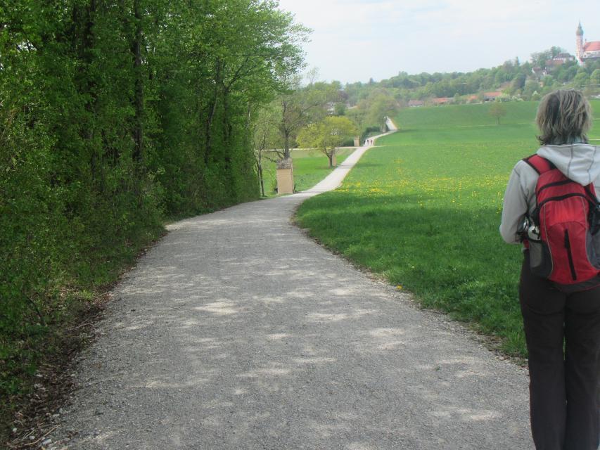 Kreuzweg Andechs