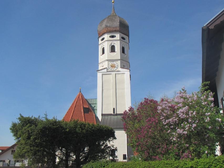 Kirche St. Vitus in Erling