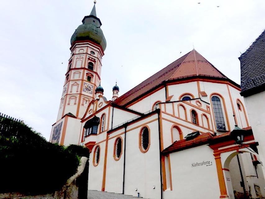 Wallfahrtskirche Kloster Andechs