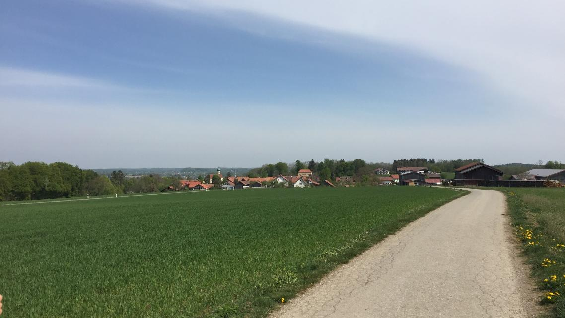 Rückblick auf Widdersberg