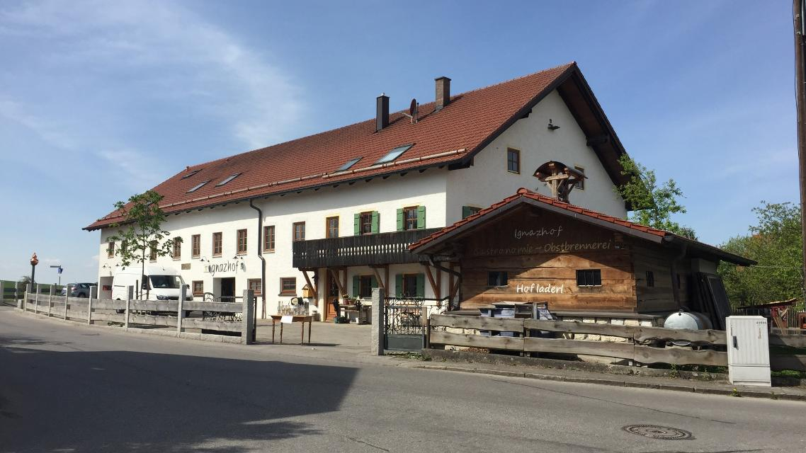 Ignazhof, Widdersberg