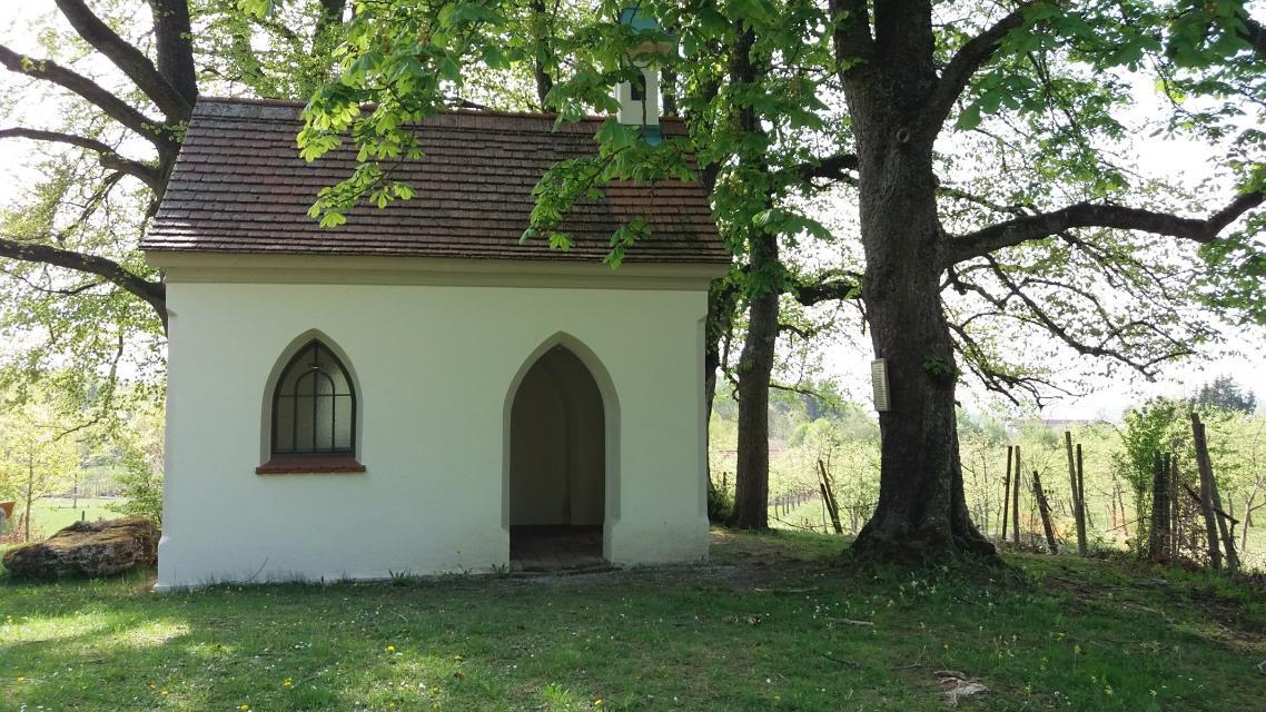 Kapelle von außen