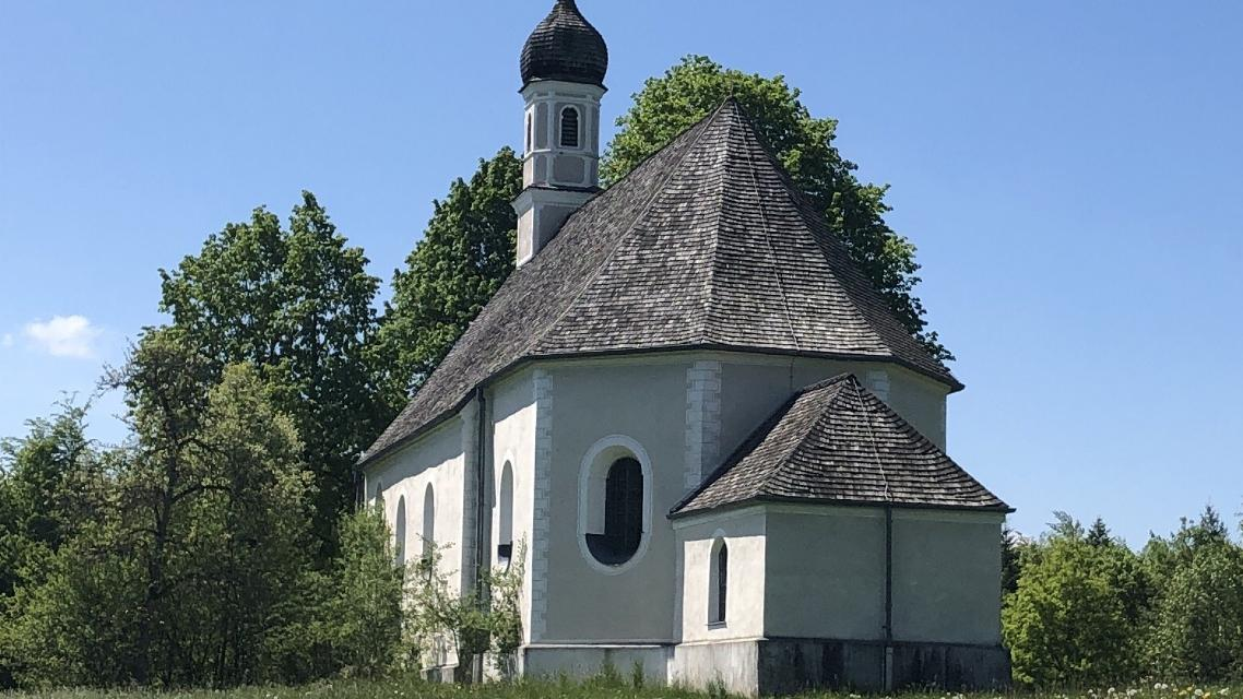 Kirche Schallenkam