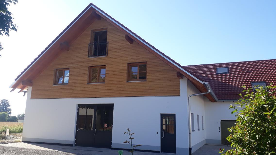 Aussenansicht Landhof Sedlmair
